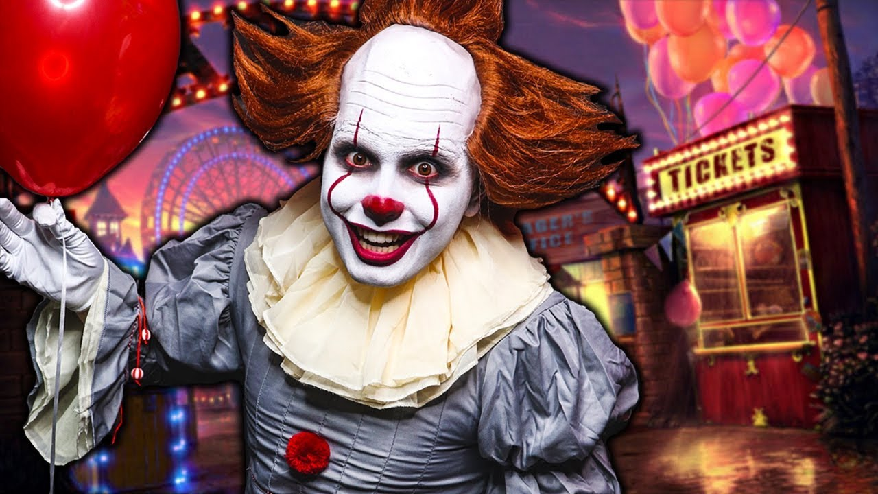 ASMR _ Pennywise Welcomes You to his Circus! (IT 2017)