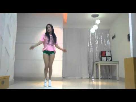 35 A I N Candy Girl dance cover by znkk 甄妮可可
