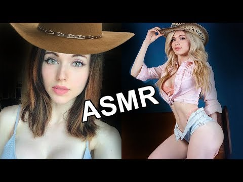 ASMR COWGIRL_Southern Belle Roleplay (SURPRISE AT THE END