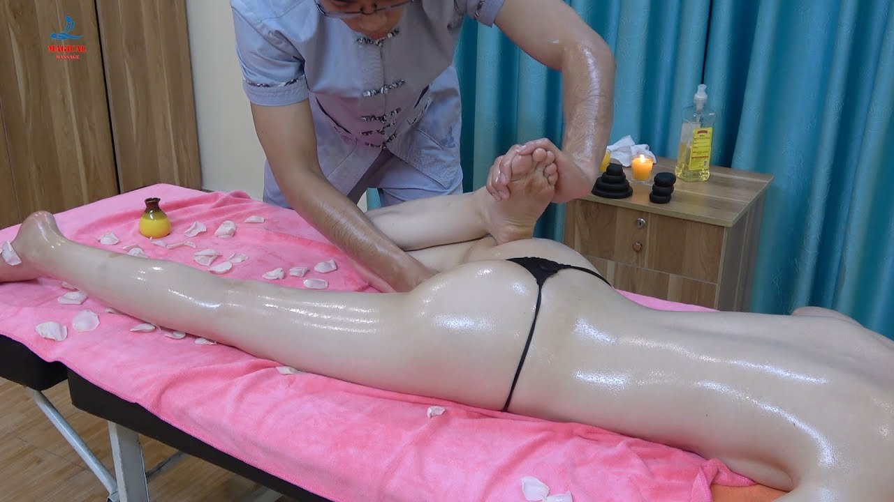 Oriental Medicine Therapy- ASRM Full Body Massage Therapy and Muscle Stress Relief, Stress #7